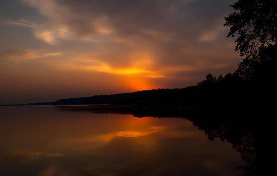 Twilight Glow by Katie Abrams