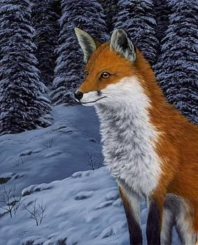 Twilight Hunter by Rick Bainbridge
