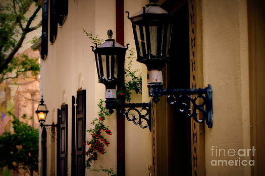 Building CityScape Twin Lamps by Pete Dionne