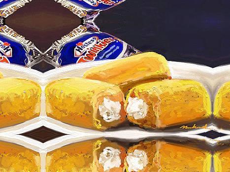 Twinkies Reflections by Linda Minkowski