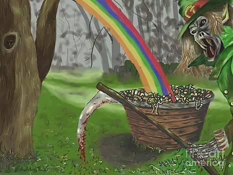 Twisted Leprechaun by Scott Phillips