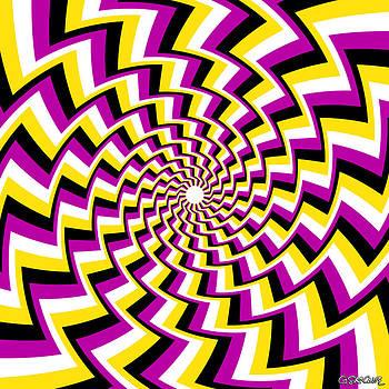 Twisting Spiral by Gianni Sarcone