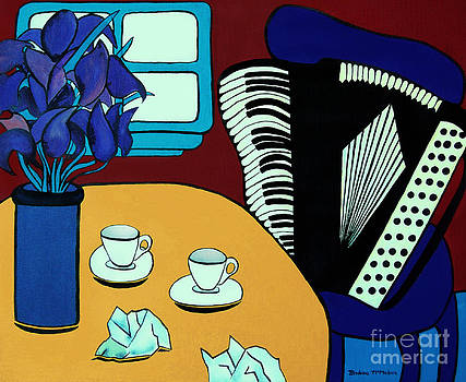 Barbara McMahon - Two Cups One Accordian