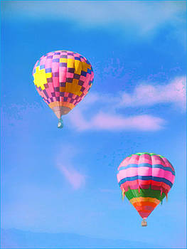 I Think I Might Fly Away by Douglas MooreZart