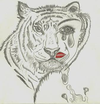 Two Faced Tiger by Nicole Burrell