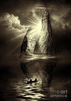 Svetlana Sewell - Two in a Boat