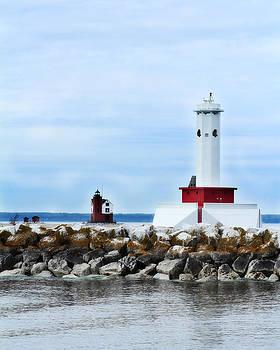 Scott Hovind - Two Lighthouses