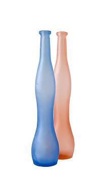 Two vases by Volodymyr Kyrylyuk
