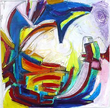 Tyler's saxophone quartet by Tali Farchi