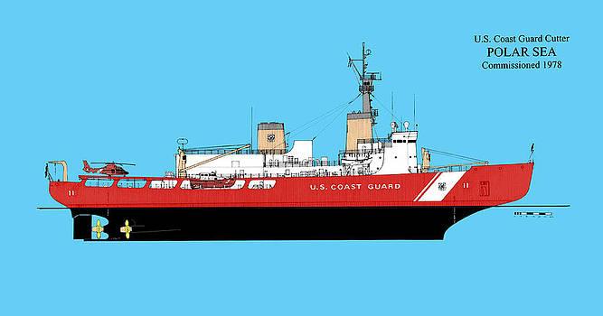 Jerry McElroy - Public Domain Image - U. S. Coast Guard Cutter Polar Sea