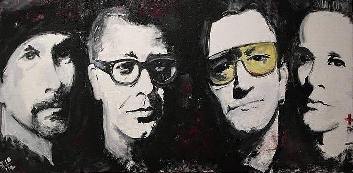 U2 Force by John Barth