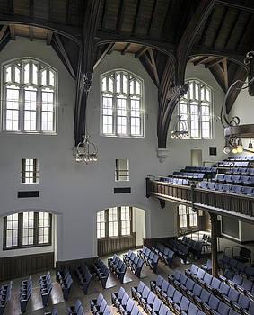 Lynn Palmer - UF University Auditorium Window and Balcony Detail