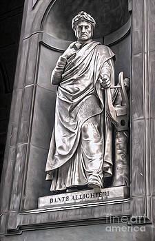 Gregory Dyer - Uffizi Gallery - Dante Alighieri