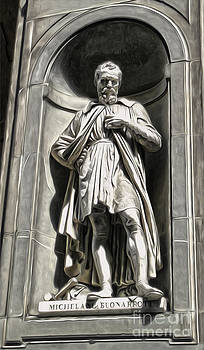 Gregory Dyer - Uffizi Gallery - Michelangelo Buonarroti