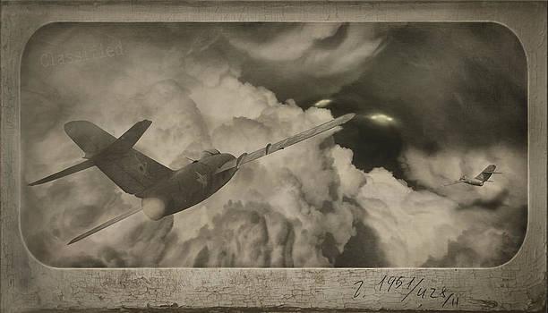 Ufo-1951 by Akos Kozari