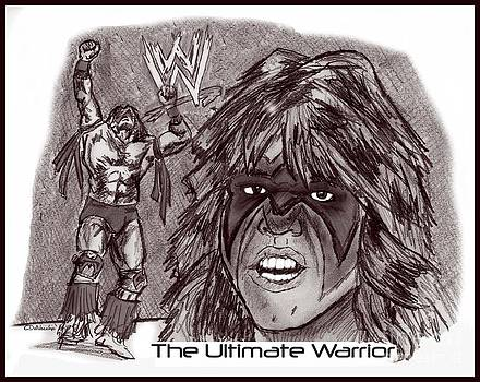 Chris  DelVecchio - Ultimate Warrior