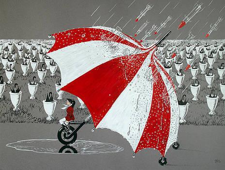 Umbrella by Maria Bozina