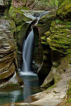 Jack R Perry - Un-named Falls