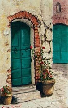 Un Portone by Sandro  Mulinacci