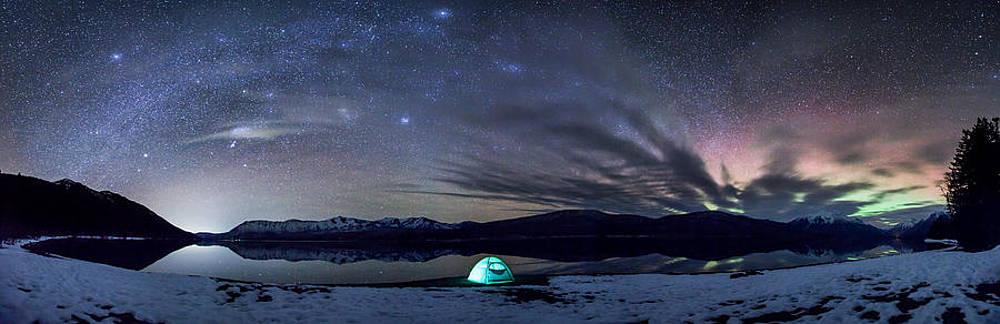 Under Big Skies by Aaron Aldrich
