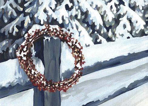 Natasha Denger - Under Snow 2
