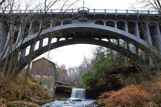 Under The Bridge by Jim Wilcox