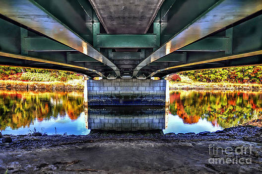 Under The Bridge - NH by Deena Athans