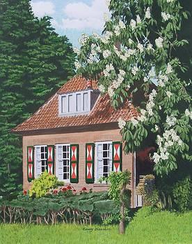 Under the chestnut tree by Constance Drescher