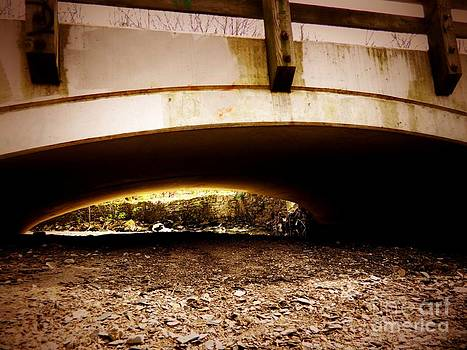 Under the Foot Bridge by K L Roberts