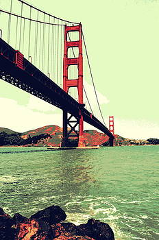 Michelle Calkins - Under the Golden Gate