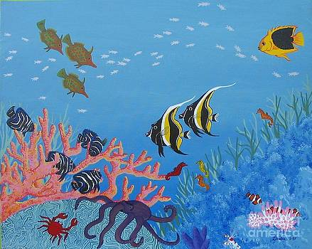 Under the Sea by Lori Ziemba