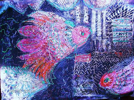 Anne-Elizabeth Whiteway - Undersea Fantasy