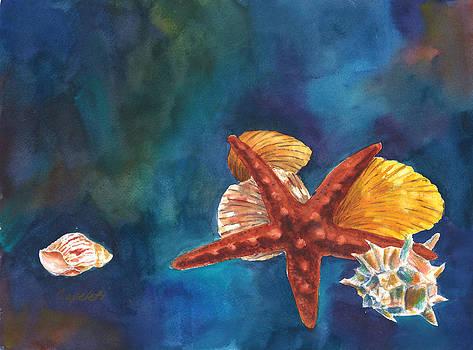 Undersea Treasures by Barb Capeletti