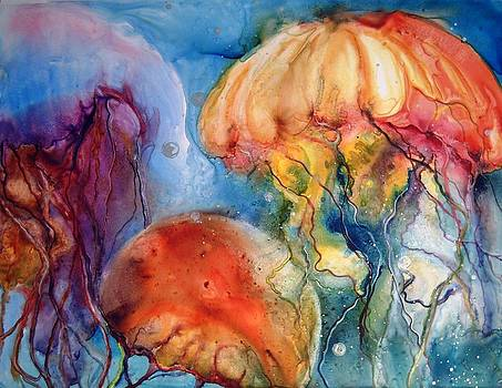 Underwater Beauties by Donna MacLure