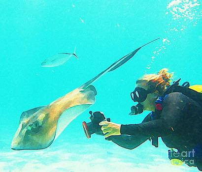 Halifax Artist John Malone - Underwater Photography