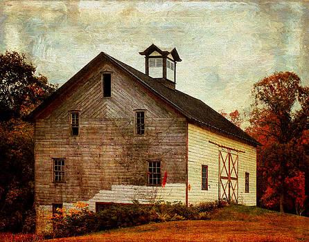 Pamela Phelps - Unfinished Barn