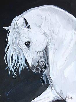 Ungido IV by Janina  Suuronen