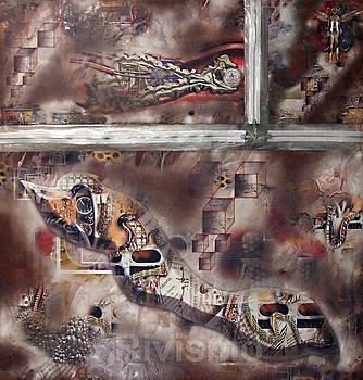 Uniones Dentadas by Ramon Rivas - Rivismo