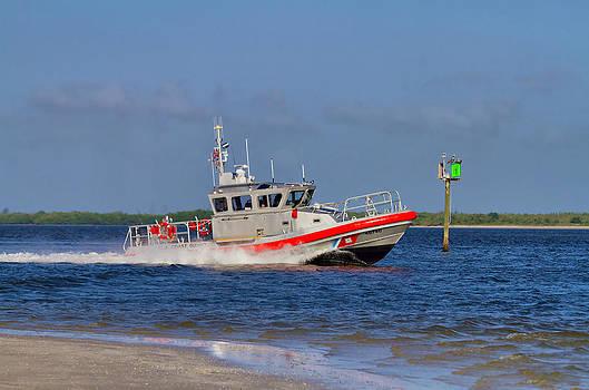 Kim Hojnacki - United States Coast Guard