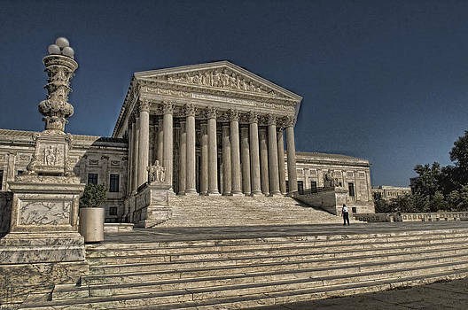 United States Supreme Court by Boyd Alexander