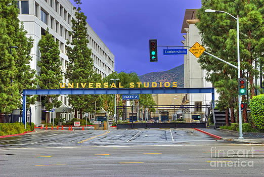 David  Zanzinger - Universal Studios  Burbank CA