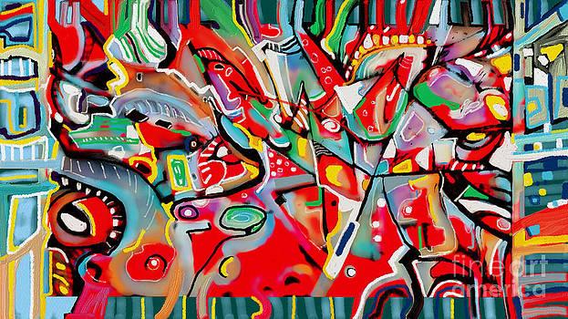Universe by Jackie Pecoroni
