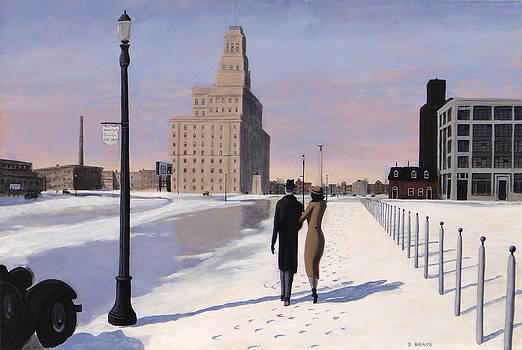 University Avenue by Dave Rheaume
