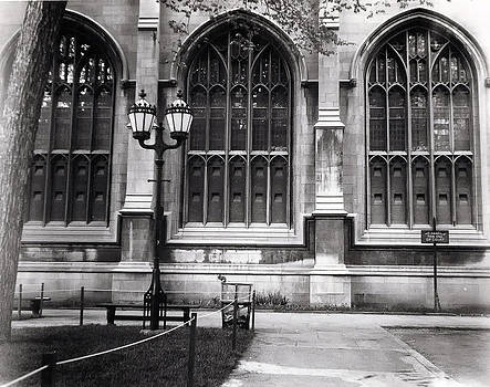 University of Chicago 1970s by Joseph Duba
