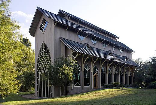 Lynn Palmer - University of Florida Chapel on Lake Alice