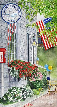 University of Nantucket Shop by Carol Flagg
