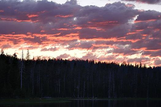Unnamed Sunset I by Rich Rauenzahn
