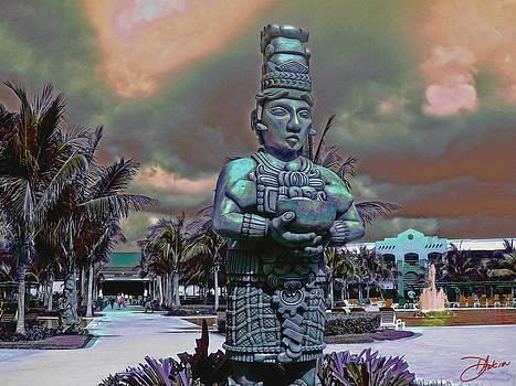 Uno Maya by Dancin Artworks
