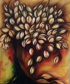 Untitled Floral Gift by Juliann Sweet