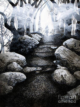 Soul Journey by Mary Palmer